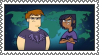 Chet and Lorenzo Stamp by TDGirlsFanForever