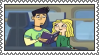 Devin and Carrie Stamp by TDGirlsFanForever