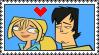 BridgetteXTrent Stamp by TDGirlsFanForever