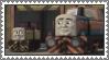 Den and Dart Stamp by TDGirlsFanForever