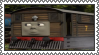 Toby Stamp by TDGirlsFanForever