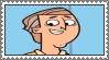 Dwayne Stamp by TDGirlsFanForever