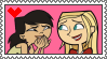 SkyXSammy Stamp by TDGirlsFanForever
