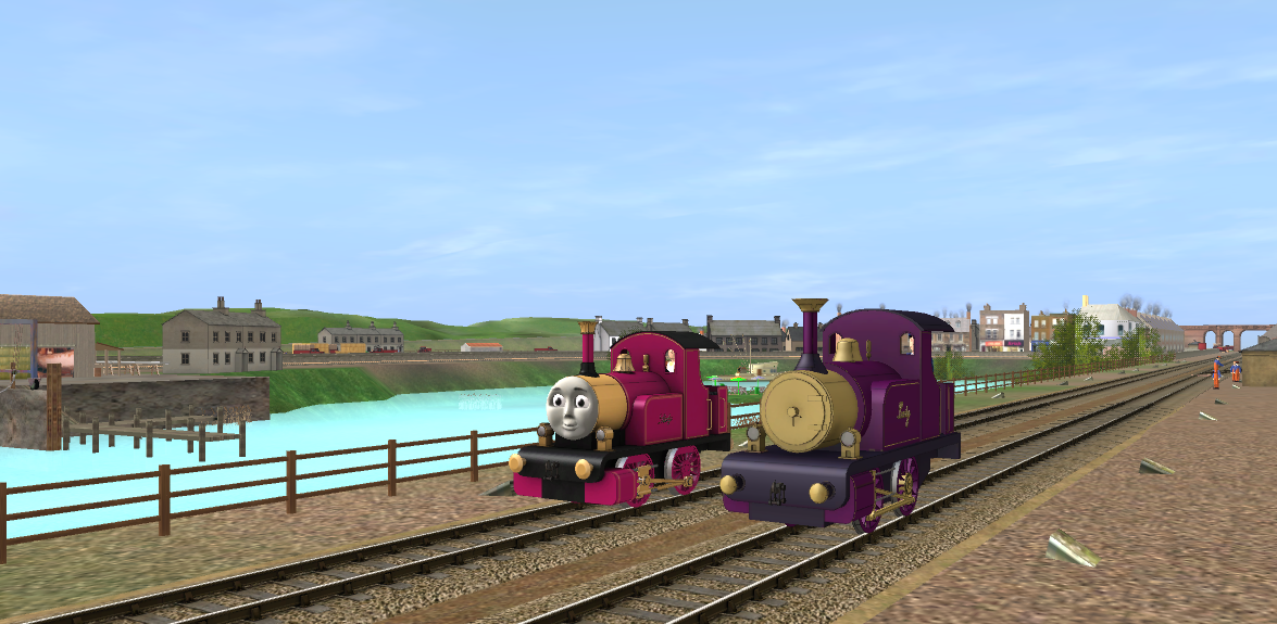 Trainz A New Era: The Two Faces of Lady by TDGirlsFanForever on