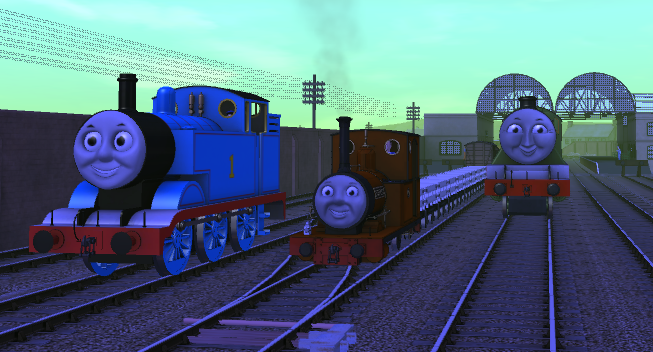 Trainz A New Era: What's Wrong with This Picture 1 by