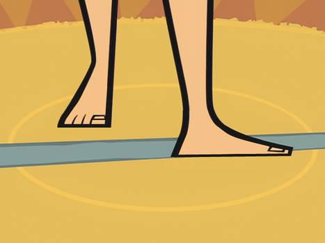 GBAS: Bridgette's Feet