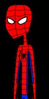 Spider-Man (Total Drama Version) by TDGirlsFanForever