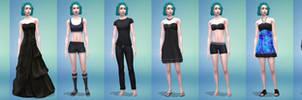 The Sims 4 Customs: TDI Gwen