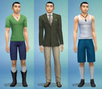 The Sims 4 Customs: TDROTI Brick