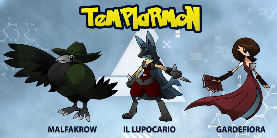 TEMPLARMON by OrcaizerAl