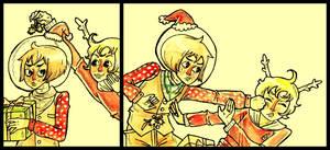 CHRISTMAS COWBOYS