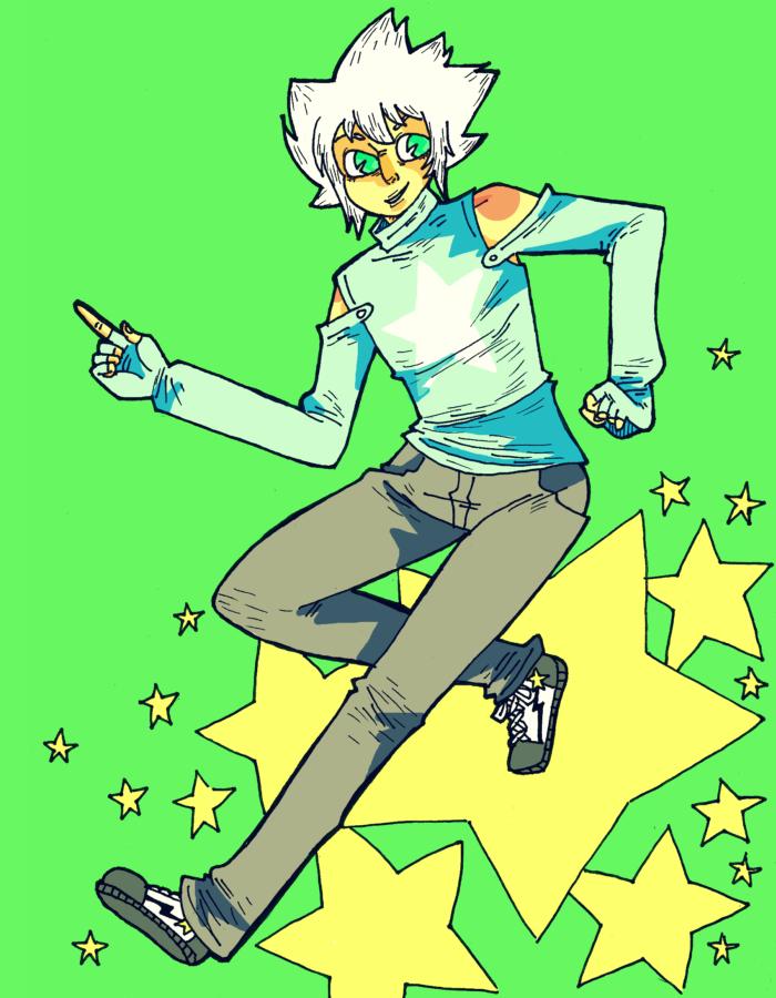 Commission: Rou by kicksatanout