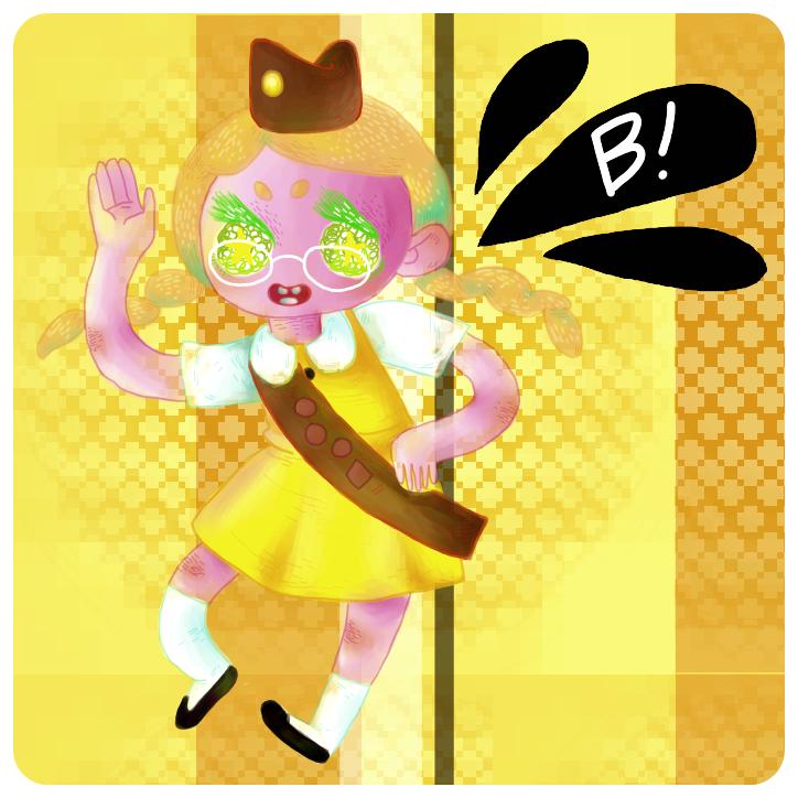 the mighty b by kicksatanout