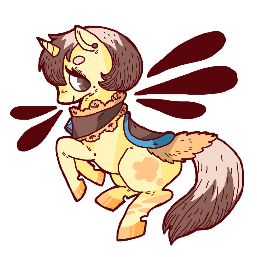 commission: caramelldanser by kicksatanout