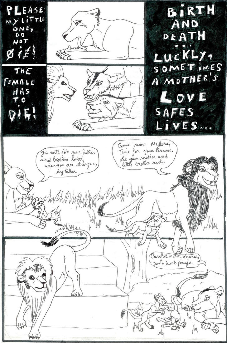 page 1 Taka's Tale by Nixly