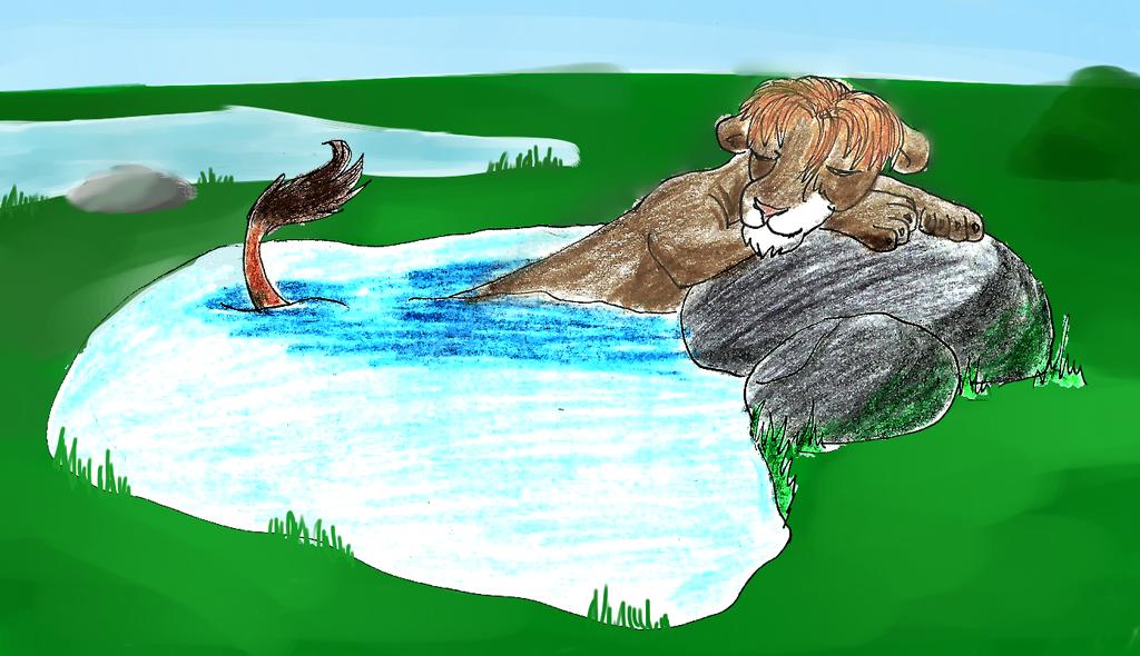 Wild Pride: Rhoakoch - Quest 1 by Nixly