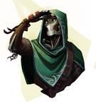 Gearforged Monk