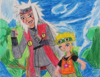 Go Naruto! by emayuku
