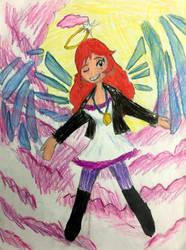 Roxanne: all girls go to heaven by emayuku