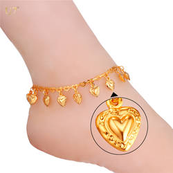 Magic Lucky Anklet by emayuku