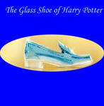 The Glass Shoe of Harry Potter by emayuku