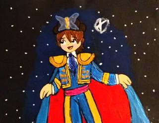 Cinderello by emayuku
