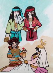 Agapito : : the Philippine Cinderello by emayuku