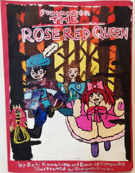 The Rose Red Queen by emayuku