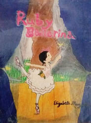 Ruby Ballerina by emayuku