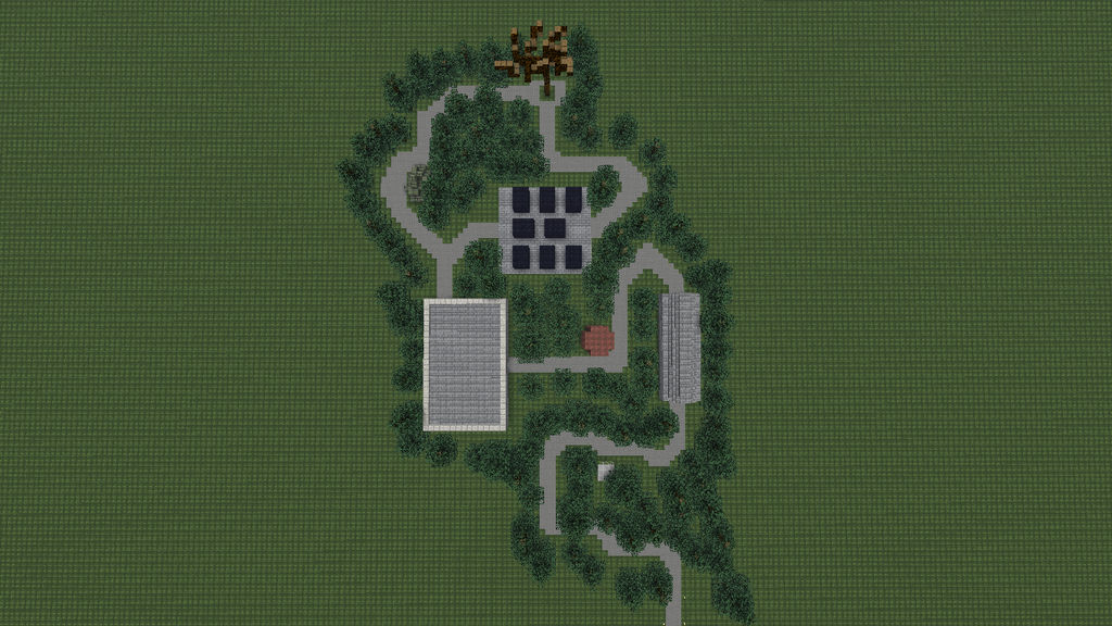 Slender Woods Map by Chronicle23 on DeviantArt on scp containment breach map, dayz world map, planetside 2 map, dark map, hourglass map, neverwinter nights map, fit map, slenderman map, cry of fear map,