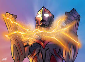 Ultraman: The Next by z3dd