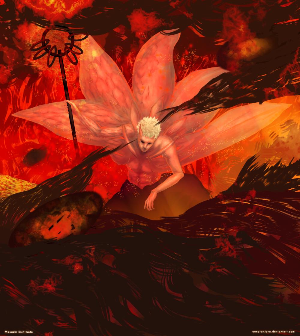 Evil Obito by yonatanJara
