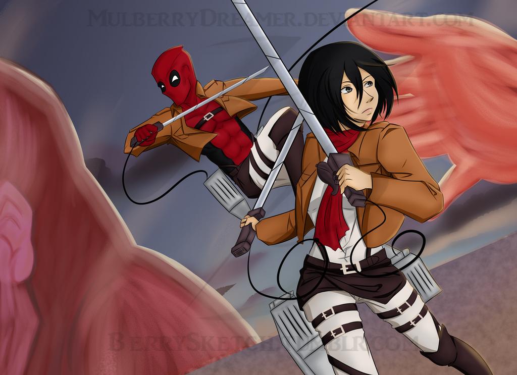 Badass and Badass by MulberryDreamer