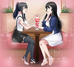 AyanoxTaeko Date by MulberryArt