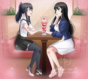 AyanoxTaeko Date
