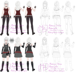 Yamiko character sheets