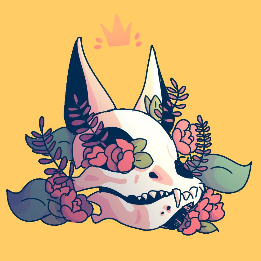 Bone King by Bakphoonn