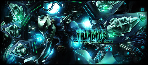 Thanatos Signature by Godofhentai