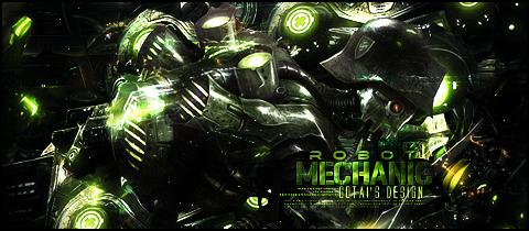 Mechanic Robot by Godofhentai
