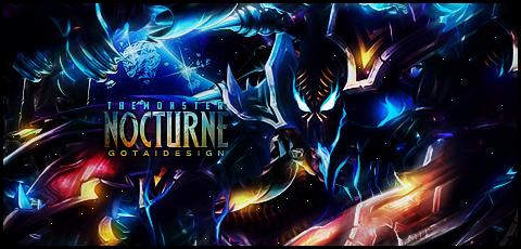 Nocturne by Godofhentai