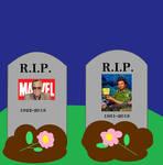 Rip Stan Lee Y Stephen Hillenburg