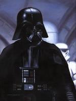 Darth Vader ANH by DennisBudd