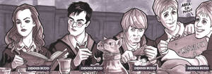 Harry Potter 4 by DennisBudd