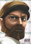 Star Wars Clone Wars- Obi-Wan