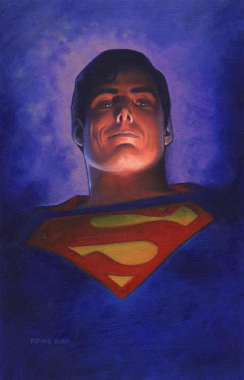 Superman_Christopher Reeve by DennisBudd