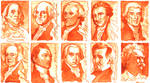 Historical Dudes of America