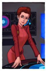Kira Nerys by DennisBudd
