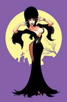 Elvira Mistress of the Dark 2 by DennisBudd