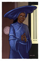 Guinan by DennisBudd