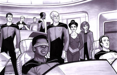 marker_Star Trek TNG crew s1 by DennisBudd